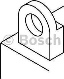 BOSCH 0092M4F150 - Стартерная аккумуляторная батарея autodif.ru