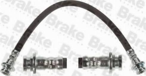 Brake Engineering BH778445 - Тормозной шланг autodif.ru