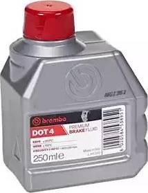 Brembo LA4002 - Тормозная жидкость autodif.ru