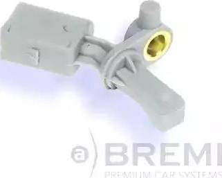 Bremi 50633 - Датчик ABS, частота вращения колеса autodif.ru