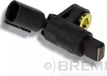 Bremi 50315 - Датчик ABS, частота вращения колеса autodif.ru