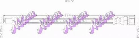Brovex-Nelson H3972 - Шланг сцепления autodif.ru