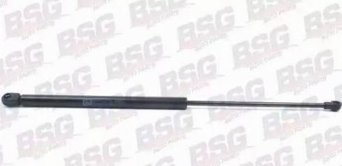 BSG BSG 90-980-001 - Газовая пружина, крышка багажник autodif.ru