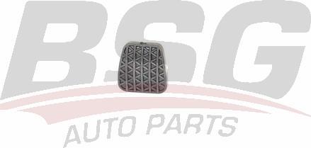 BSG BSG65700258 - Педальные накладка, педаль тормоз autodif.ru