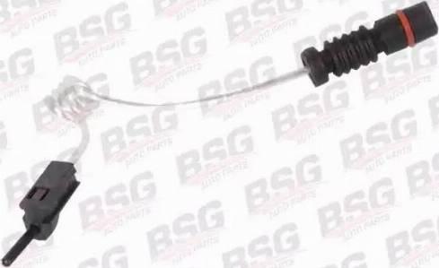 BSG BSG 60-201-001 - Сигнализатор, износ тормозных колодок autodif.ru