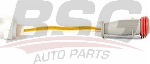 BSG BSG 60-201-007 - Сигнализатор, износ тормозных колодок autodif.ru