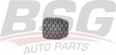 BSG BSG15700026 - Педальные накладка, педаль тормоз autodif.ru