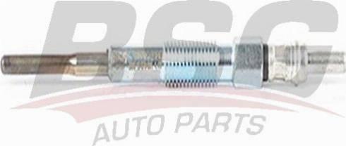 BSG BSG 16-870-001 - Свеча накаливания autodif.ru