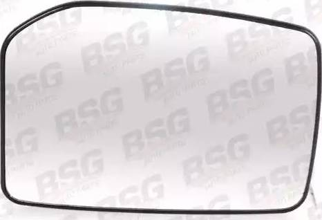 BSG BSG 30-910-003 - Зеркальное стекло, наружное зеркало autodif.ru
