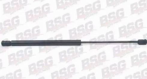 BSG BSG 70-980-016 - Газовая пружина, крышка багажник autodif.ru
