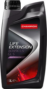 Champion Lubricants 8201226 - Масло ступенчатой коробки передач autodif.ru