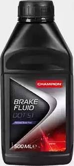 Champion Lubricants 8208409 - Тормозная жидкость autodif.ru