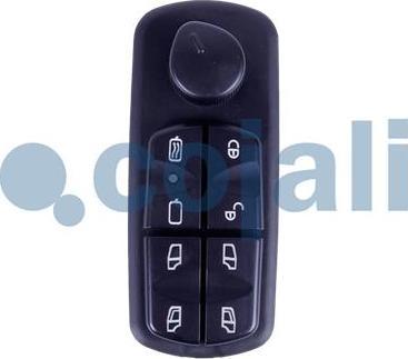Cojali 2260708 - блок управления, стклоподъемник autodif.ru