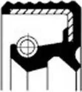 Corteco 01015940B - Уплотняющее кольцо, вспомогательный привод autodif.ru