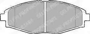 Remsa 0696.00 - Комплект тормозных колодок, дисковый тормоз autodif.ru
