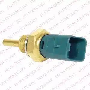 Delphi TS10252 - Датчик, температура охлаждающей жидкости autodif.ru