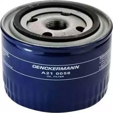 Denckermann A210058 - Гидрофильтр, автоматическая коробка передач autodif.ru