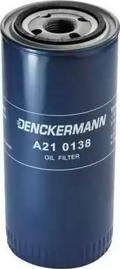 Denckermann A210138 - Фильтр, Гидравлическая система привода рабочего оборудования autodif.ru