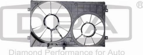 DPA 11210797602 - Вентилятор, охлаждение двигателя autodif.ru