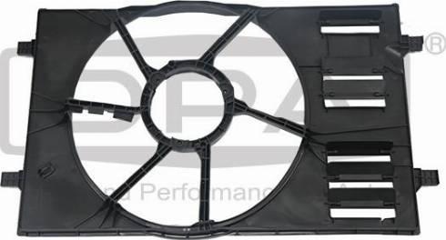 DPA 11211802302 - Вентилятор, охлаждение двигателя autodif.ru