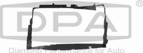 DPA 81210126002 - Вентилятор, охлаждение двигателя autodif.ru