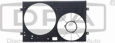 DPA 81210127102 - Вентилятор, охлаждение двигателя autodif.ru