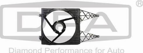 DPA 81210332702 - Вентилятор, охлаждение двигателя autodif.ru