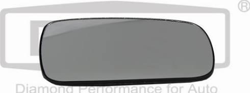 DPA 88570102102 - Зеркальное стекло, наружное зеркало autodif.ru