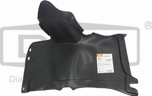 DPA 88050165202 - Внутренняя часть крыла autodif.ru