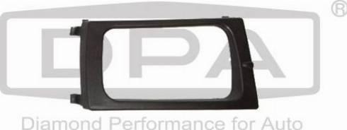DPA 88070065002 - Решетка вентилятора, буфер autodif.ru