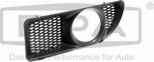 DPA 88070063102 - Решетка вентилятора, буфер autodif.ru