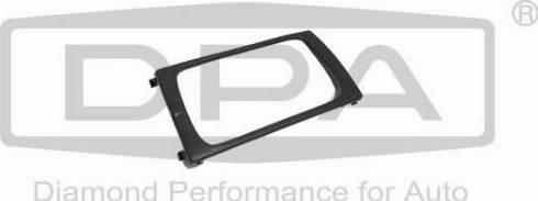DPA 88070063202 - Решетка вентилятора, буфер autodif.ru