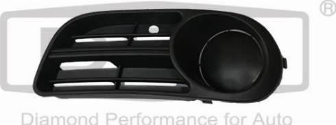 DPA 88071804402 - Решетка вентилятора, буфер autodif.ru