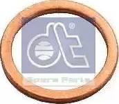 DT Spare Parts 9.01031 - Уплотнительное кольцо, резьбовая пробка маслосливн. отверст. autodif.ru