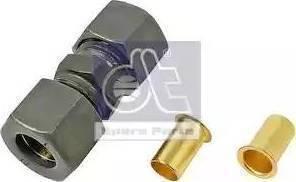 DT Spare Parts 490424 - Комплект трубопроводов тормозного привода autodif.ru