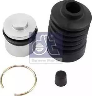 DT Spare Parts 490541 - Главный / рабочий цилиндр, система сцепления autodif.ru