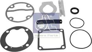 DT Spare Parts 490062 - Ремкомплект, компрессор autodif.ru