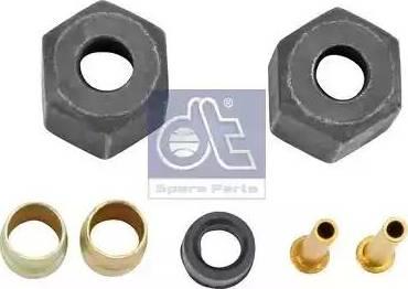 DT Spare Parts 490365 - Комплект трубопроводов тормозного привода autodif.ru