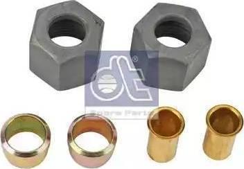 DT Spare Parts 490367 - Комплект трубопроводов тормозного привода autodif.ru