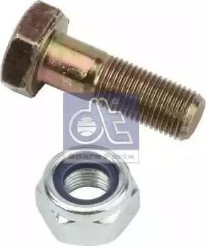 DT Spare Parts 440074 - Болт, фланец карданного вала autodif.ru