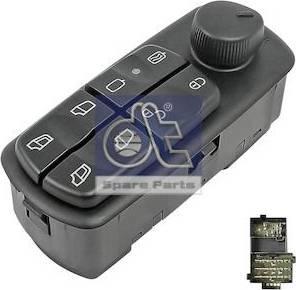 DT Spare Parts 4.69605 - Центральное электрооборудование autodif.ru