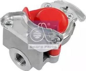DT Spare Parts 4.60462 - Головка сцепления autodif.ru