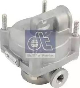 DT Spare Parts 4.60317 - Ускорительный клапан autodif.ru