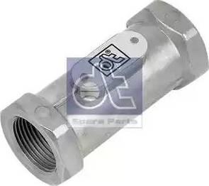 DT Spare Parts 4.63089 - Обратный клапан autodif.ru