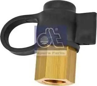 DT Spare Parts 4.30030 - Испытательное подключение, редукционный клапан autodif.ru