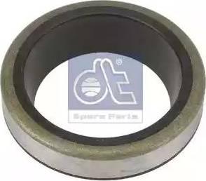 DT Spare Parts 4.20176 - Уплотняющее кольцо, ступенчатая коробка передач autodif.ru