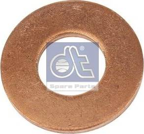 DT Spare Parts 420328 - Прокладка, корпус форсунки autodif.ru