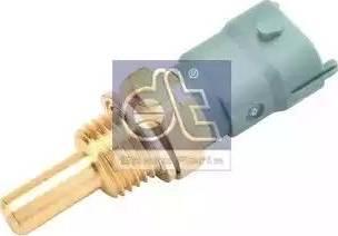 DT Spare Parts 5.44006 - Датчик, температура охлаждающей жидкости autodif.ru