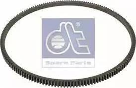 DT Spare Parts 540110 - Зубчатый венец, маховик autodif.ru