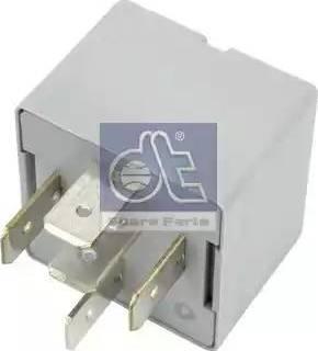 DT Spare Parts 6.81036 - Реле аварийной световой сигнализация autodif.ru